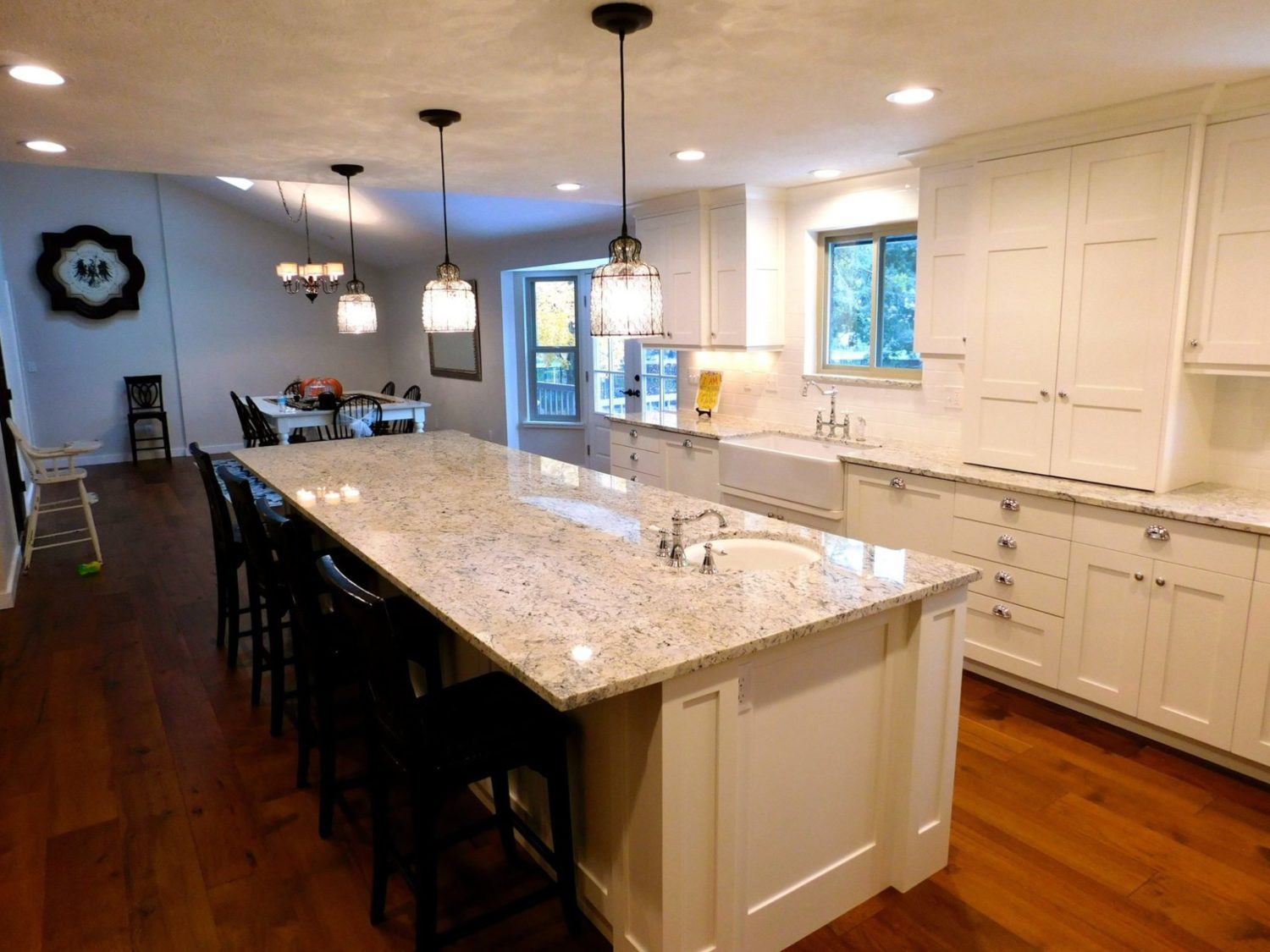 Granite White Ice Countertops Salt Lake West Jordan Pleasant Grove Layton St George