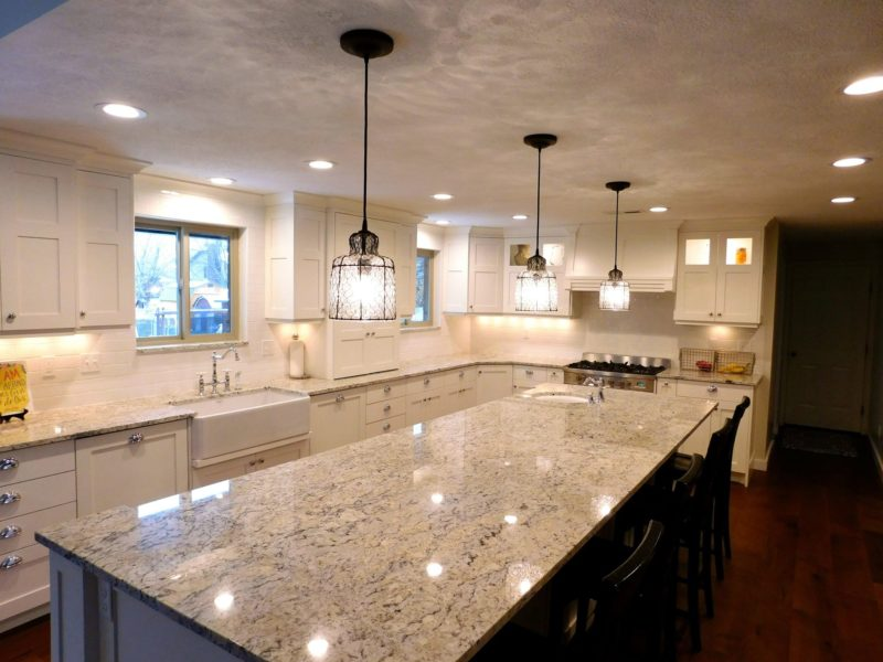Granite White Ice Countertops Salt Lake West Jordan